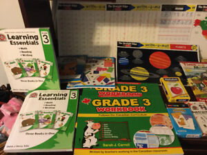 School supplies for home education