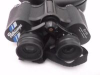 Pathescope 8x30 binos with case suit sports or birding
