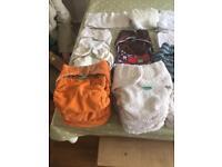Tots Bots reusable cloth nappies