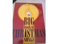 Brand new Christmas music book selling for one low price!!!