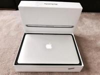 """MACBOOK PRO 13"""" ME864BA, CORE i5 LATE 2013 RETINA DISPLAY MODEL, BOXED IN MINT CONDITION, MAY SWAP"""