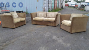 moving sale -  sofa, bed frame, couch