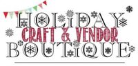 Christmas Craft & Vendor Show!!