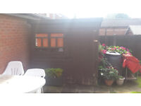Free garden pent shed (7 foot x 5 foot) perfect for allotment