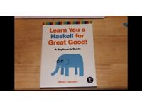 Haskell beginners textbook