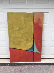 Toile 60 x 40  / Painting 40 x 60