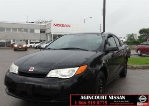 2006 Saturn Ion 2 Midlevel Automatic |AS-IS SUPER SAVER|