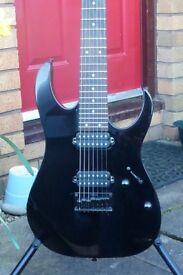 Ibanez RG7421 Seven String Electric Guitar
