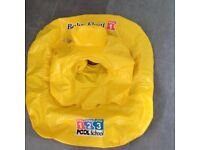Yellow Baby Float (Pool School) for swimming