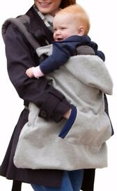 Infantino universal all-season carrier or sling cover