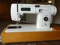 Crown Point DeLuxe Sewing Machine