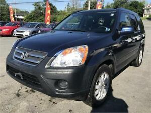 2005 Honda CR-V EX NEW MVI, ALLOYS, CLEAN! AWD!