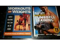 Weight lifting books