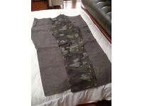 Mens Cargo Trousers 38W 33L never been worn- 3 pairs