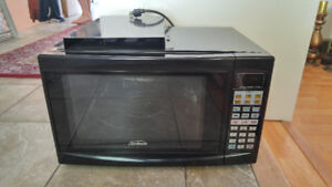 RV Convection Microwave