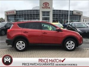 2014 Toyota RAV4 POWER WINDOWS,BLUETOOTH +++ What a Nice RAV4 !!