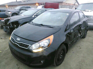 Kia Rio 2013 automatique  part out