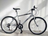 "FREE Kickstand with (2627) 26"" 19"" TRAX TR.1 ADULT MOUNTAIN RIGID BIKE BICYCLE; Height: 173-188 cm"