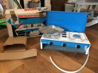 Brand new Grillogaz camping stove