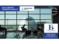 Manchester Taxi Airport Transfers- Personal Travel You Can Trust