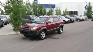 2009 Hyundai Tucson GL V6 at