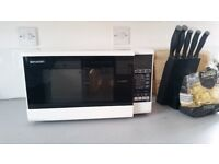 Sharp small microwave