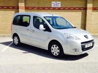 PEUGEOT TEPPEE 2.0 HDI 5 SEATER*2011(11)REG*WHEEL CHAIR ACCESS*MINT CONDITION