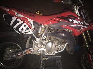 2005 Honda CR 85