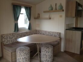 Seton sands Haven Park 2&3 bed caravan Dog friendly