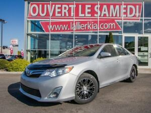 2012 Toyota Camry LE 4 CYLINDRES DEM. A DISTANCE OPEN ON SATURDA