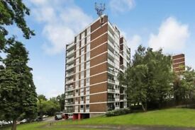 Newly Refurbished and Spacious Two Bed Apartment with Private Balcony.