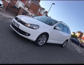 60 REG VW GOLF 1.6 TDI BLUEMOTION PX AVALABLE
