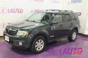 Make every mile count. 2008 Mazda Tribute GS