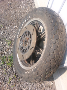 130/90-16 motorcycle tire