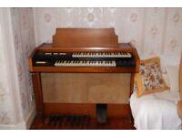 Hammond J 400 Vintage Electronic Organ with Leslie Speakers