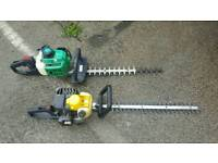 Petrol hedge cutters