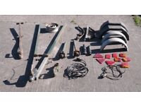 Various trailer parts, build your own trailer, £99 or nearest offer
