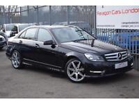 2012 Mercedes-Benz C Class C250 Saloon 2.1CDi BluEff 204 SS AMG Sport 7G-T+ Auto
