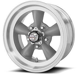 Mags 15x 8.5 American Racing 5x 4 3/4 350$ pour les 2