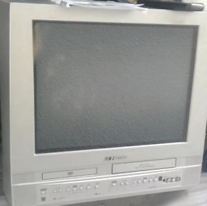 """TV/DVD/VCR Triple Combo - 20"""""""