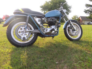 1968 Triumph T120 Cafe Racer Tracker Hot Rod may trade?
