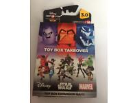 Disney Infinity 3.0 : Toy Box Takeover (A Toy Box Expansion Game) (PS4/PS3/Xbox