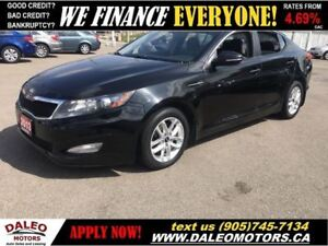 2013 Kia Optima LX | HEATED SEATS | 2.4 L 4 CYL