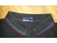 Boys Fred Perry Polo Shirt AGE 6/7/8