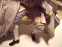 MEISSEN porcelain figurines