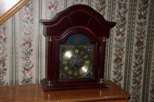 Reproduction Grandfather clock (Top only)