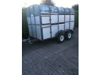 Crooks cattle trailer 10x5