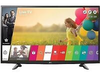 New 49 inch 4k lg smart tv for sale