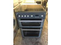 Beautiful 60cm Hotpoint Gas Cooker Fully Working Order Just £125 Sittingbourne