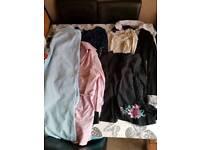 Maternity Clothes Bundle 14/16 Large 6 Items Bundle 2